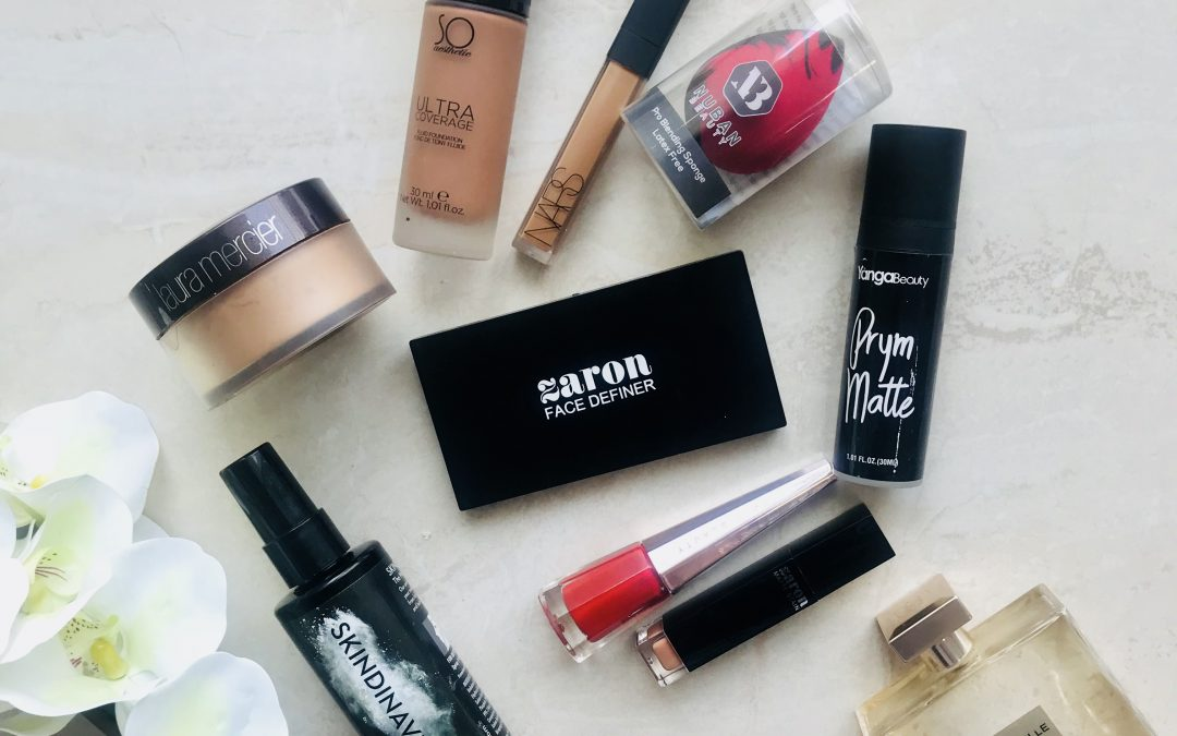Makeup Kit For Beginners 10 Items